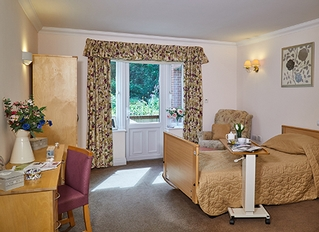 Barchester Rothsay Grange Care Home, Andover, Hampshire