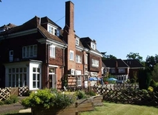 Houndswood House Care Home, Radlett, Hertfordshire