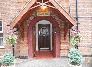 St Catherine's Nursing Home, Letchworth Garden City, Hertfordshire