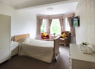 Tenterden House Care Home, St Albans, Hertfordshire