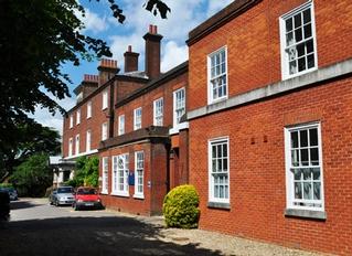 Verulam House Nursing Home, St Albans, Hertfordshire