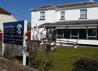 Haydon-Mayer Care Home, Herne Bay, Kent