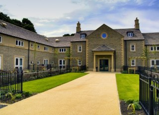 Tall Trees Care Home with Nursing, Chipping Norton, Oxfordshire
