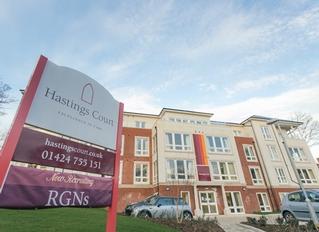 Hastings Court, Hastings, East Sussex
