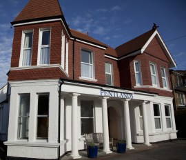 Pentlands, Worthing, West Sussex