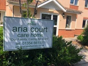 Aria Court Care Home, March, Cambridgeshire