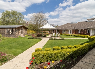 Barchester Woodside House Care Home, Norwich, Norfolk