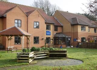 Catchpole Court Care Home, Sudbury, Suffolk