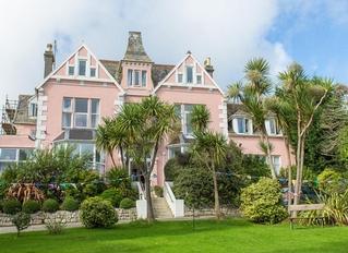 Sheldon House, Falmouth, Cornwall