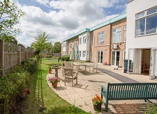 Monkscroft Care Centre, Cheltenham, Gloucestershire