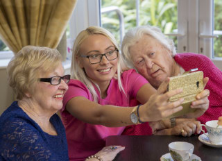 Bowood Court & Mews Care Home, Redditch, Worcestershire