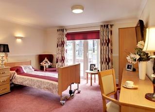Hillcrest Manor Nursing Home, Shrewsbury, Shropshire