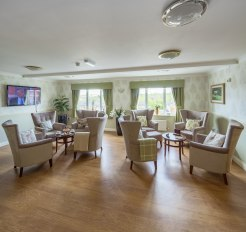 Abbey Court Care Home, Cannock, Staffordshire