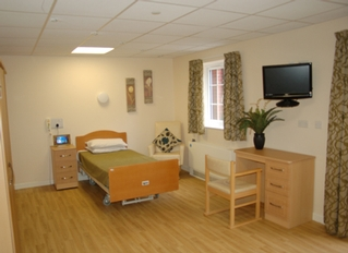 Manor House Nursing Home, Stafford, Staffordshire