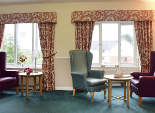Windsor House Care Home, Cannock, Staffordshire