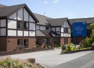 Park Lane Care Home, Stoke-on-Trent, Staffordshire