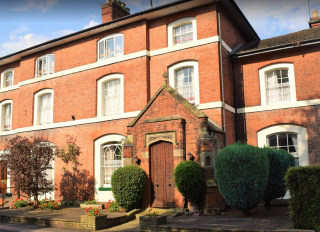 Talbot House, Rugeley, Staffordshire