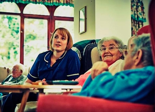 Sherwood Forest Residential and Nursing Home, Derby, Derbyshire