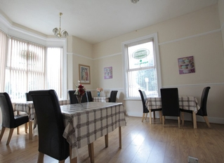 Mauricare Residential & Nursing Home, Leicester, Leicestershire