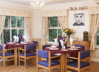Laburnum Court Care Home, Salford, Greater Manchester