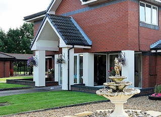 Bedford Care Home, Leigh, Greater Manchester