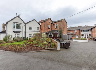 Barchester Adlington Manor Care Home, Macclesfield, Cheshire