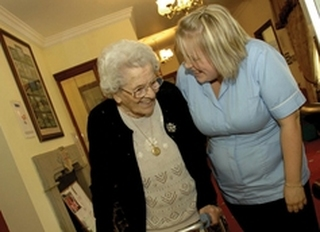 Croston Park Nursing Home, Leyland, Lancashire