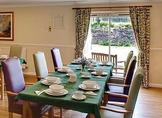 Dove Court Care Home, Burnley, Lancashire
