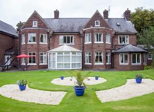 St Oswald's House, Warrington, Cheshire
