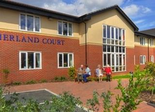 Sutherland Court Care Home, Newcastle upon Tyne, Tyne & Wear
