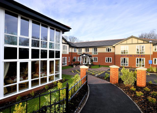 Foxton Court Care Home, Morpeth, Northumberland