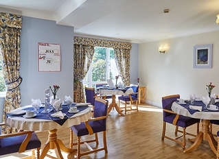 Barchester Chester Court Care Home, Bedlington, Northumberland