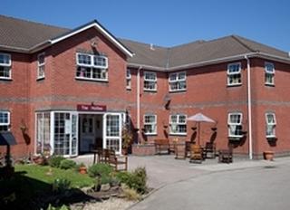 The Hollies Nursing & Residential Home, Pontypridd, Rhondda, Cynon, Taff