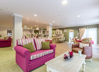 Abney Court Care Home, Cheadle, Greater Manchester
