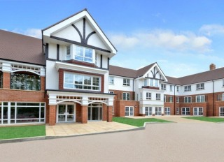 Kingsclear Care Home with Nursing, Camberley