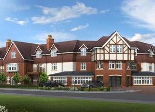 Cavendish Park Care Home, Evesham, Worcestershire