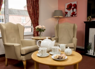 Rosevale Lodge Care Home, Lisburn, County Down