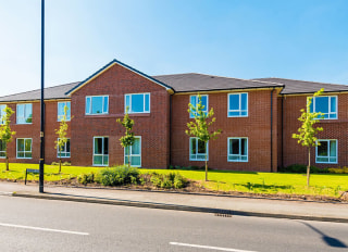 Four Oaks Care Home, Manchester, Greater Manchester