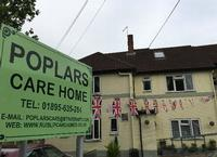 Poplars Care Home, Ruislip, London