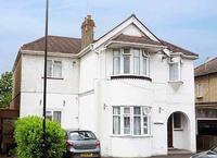 The White House Care Home, Feltham, London