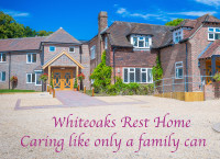 Whiteoaks Rest Home, Fareham, Hampshire