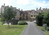 St John's Home, Oxford, Oxfordshire