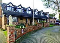 The Tudors Care Home, Peterborough, Cambridgeshire