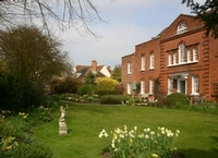 The Red House Residential Home, Sudbury, Suffolk