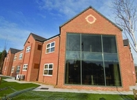 Hempstalls Hall Care Home, Newcastle-under-Lyme, Staffordshire