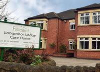 Longmoor Lodge Care Home, Nottingham, Derbyshire