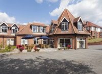 Westroyd House Care Home, Loughborough, Leicestershire