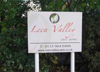 Leen Valley Care Home, Nottingham, Nottinghamshire