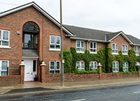 Aaron Lodge, Liverpool, Merseyside
