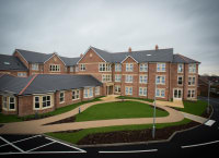 Wykebeck Court Care Home, Leeds, West Yorkshire